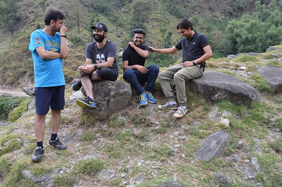 Camping and Sightseeing in Bir Billing with a trek to Raj Gundha valley