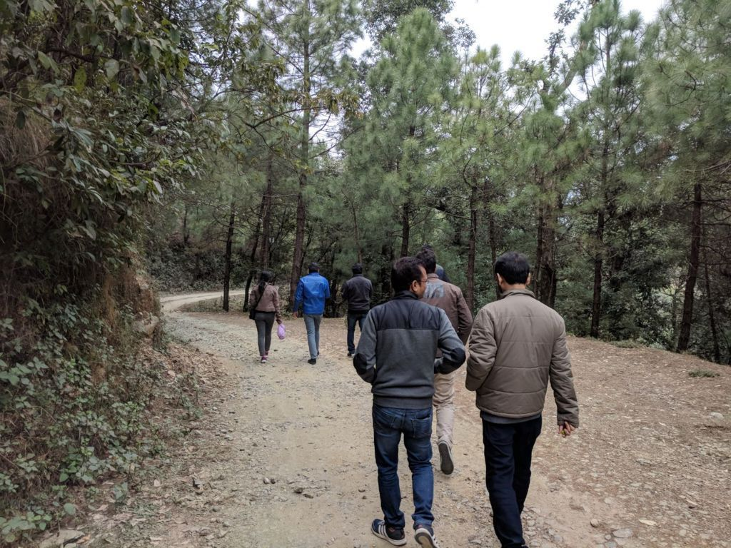 Paragliding, Camping, Mountain Biking, Hiking, Rock Climbing, Rappelling, River Crossing and Sightseeing in Bir, Barot and Dharmshala/Mcleodganj.